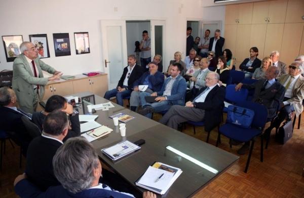 ordine dei giornalisti della Campania - incontro dibattito